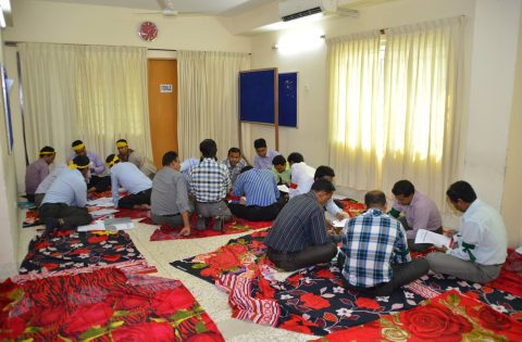 Teambuilding training in Bangladesh (2)
